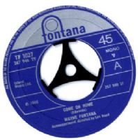 Wayne Fontana - Come On Home/Pamela Pamela (TF 1027)